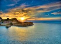 Charter avion Insula Corfu