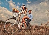 Vacante pe bicicleta