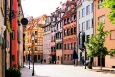 city break nuremberg