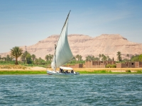 Charter avion Egipt