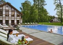 piscina Hotel Gut Klostermuhle