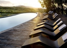 piscina Hotel Posada De Mike Rapu