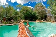 piscina Sanctuary Chobe Chilwero